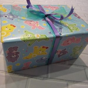 Mystery Box Wrapped Present - You deserve a gift!